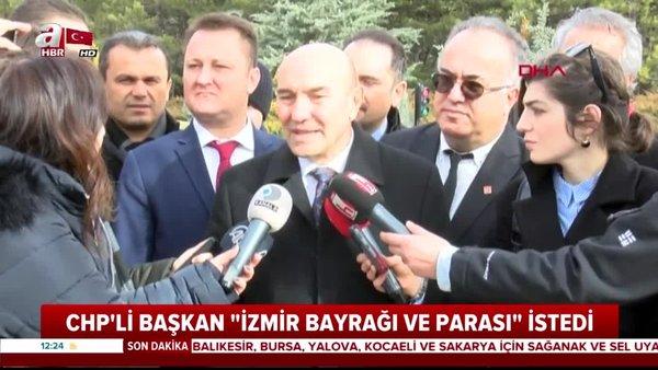 CHP'li Tunç Soyer'den İzmir'e skandal özerklik talebi! İzmir bayrağı ve İzmir parası...   Video