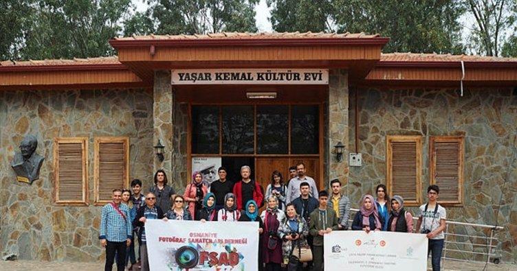Yaşar Kemal'i anma gezisi