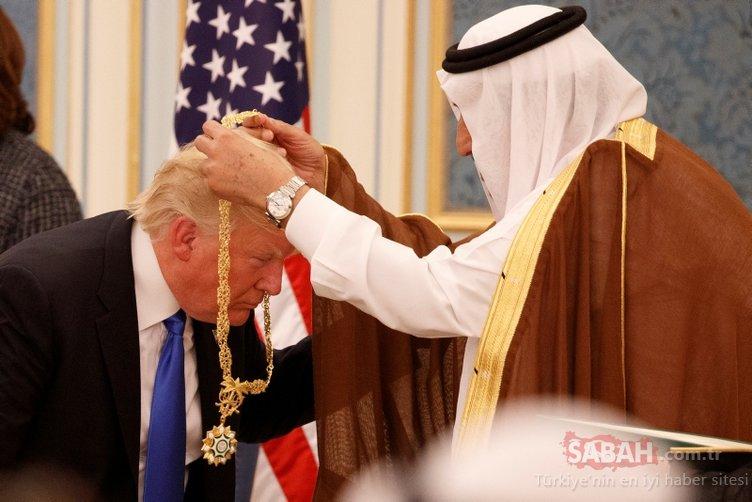 Trump, Suudi Arabistan'a nasıl bir ceza kesecek?