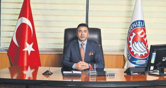 DTO'da yeni başkan Uğur Erdoğan oldu