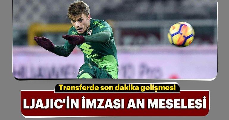 Beşiktaş, Adem Ljajic'te sona yaklaştı