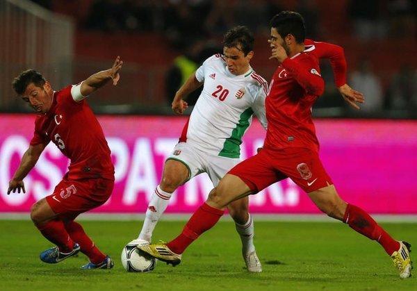 Macaristan - Türkiye maçı Twitter'ı salladı