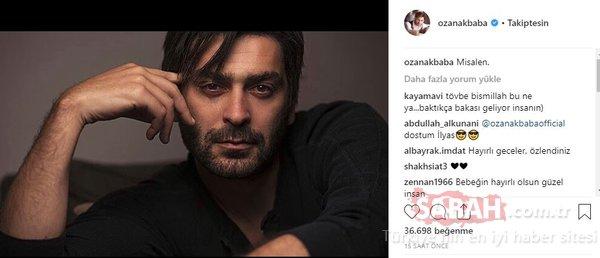 Ünlü isimlerin Instagram paylaşımları (03.09.2018)