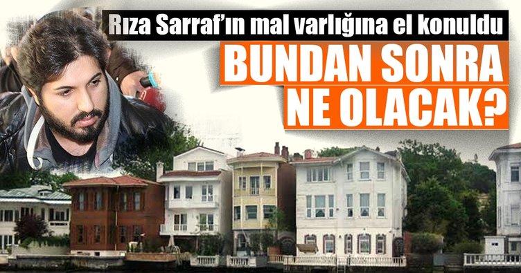 Son dakika haberi: Rıza Sarraf'ın el konulan mal varlığına kayyum atanacak mı?