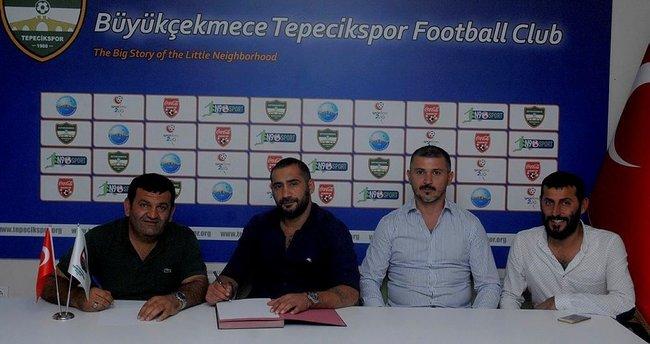 Ümit Karan, Büyükçekmece Tepecikspor'da