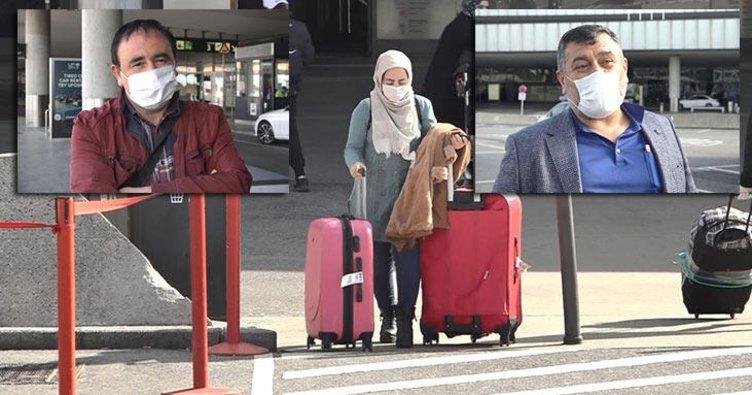 Viyana'ya dönen gurbetçiler konuştu: Türkiye'den döndüğümüze pişmanız
