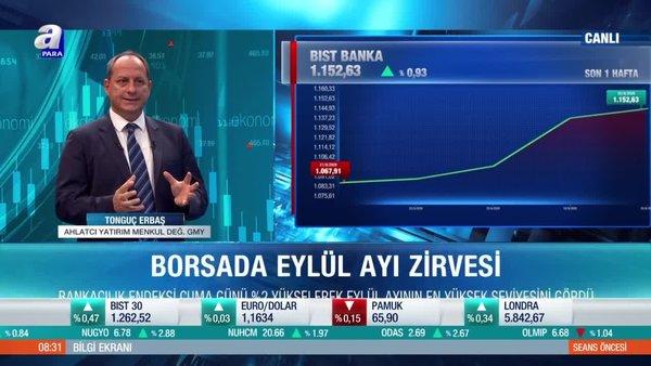 Tonguç Erbaş: Bankacılık sektörünün içinde olmadığı bir yükseliş çok sağlıklı olmaz