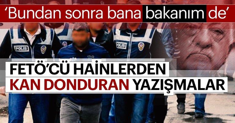 FETÖ sanığı polislerin 15 Temmuz'daki yazışmaları ortaya çıktı