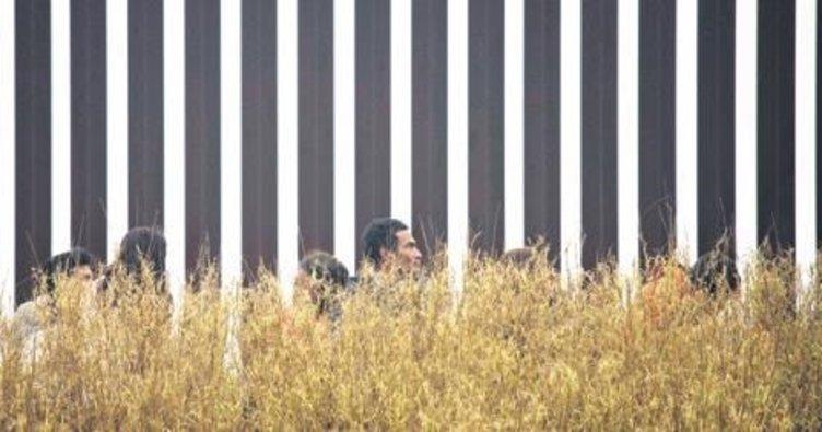 Hamile kadın sınırdaki duvardan düşüp öldü
