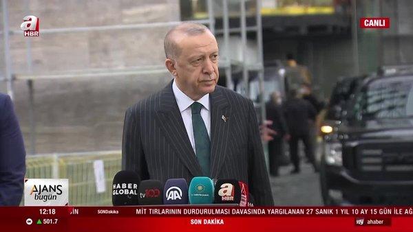 Son dakika! Cumhurbaşkanı Erdoğan'dan Mesut Yılmaz'ın vefat hakkında açıklama | Video