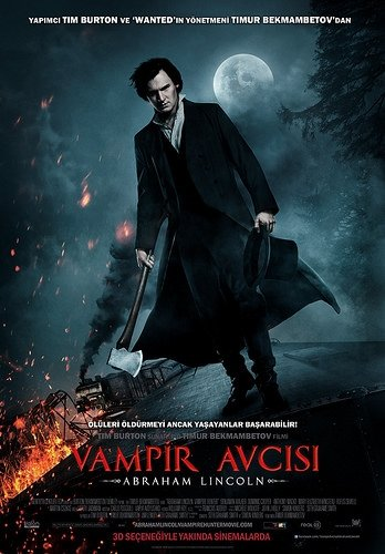 Vampir Avcısı Abraham Lincoln