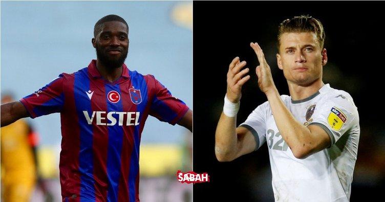 Trabzonspor'dan Djaniny ve Alioski kararı! Onay çıkmadı, teklif yükseltildi...