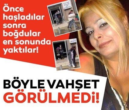 SON DAKİKA | İzmir'de vahşet! Kaynar suyla işkence yapıp, boğdular! Sonra ormanda yaktılar
