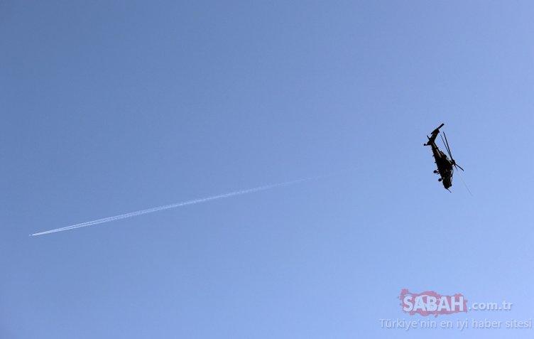 Son dakika: T129 ATAK helikopteri EGM'ye teslim edildi! T629ilk kez görüntülendi