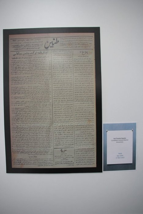 100 yıl önce Çanakkale gazetelere nasıl yansıdı