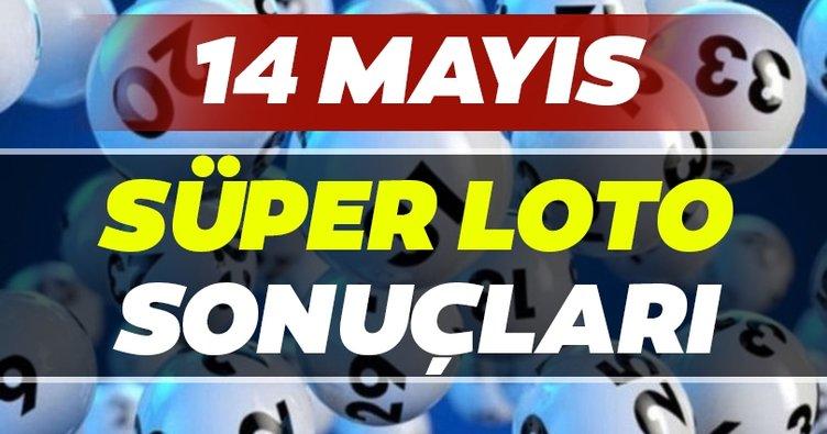 14 Mayıs Süper Loto sonuçları belli oldu! MPİ Süper Loto çekiliş sonuçları, Milli Piyango MPİ ile hızlı bilet sorgulama ekranı!