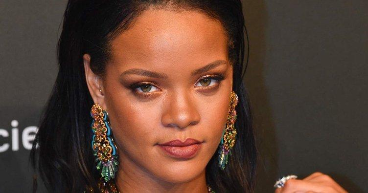 Rihanna'nın hayranı akıllanmadı