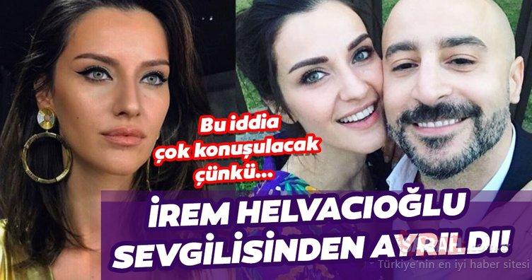 Sen Anlat Karadeniz'in Nefes'i İrem Helvacıoğlu sevgilisi Eser Alp'ten ayrıldı mı? Bu iddia çok konuşulacak!