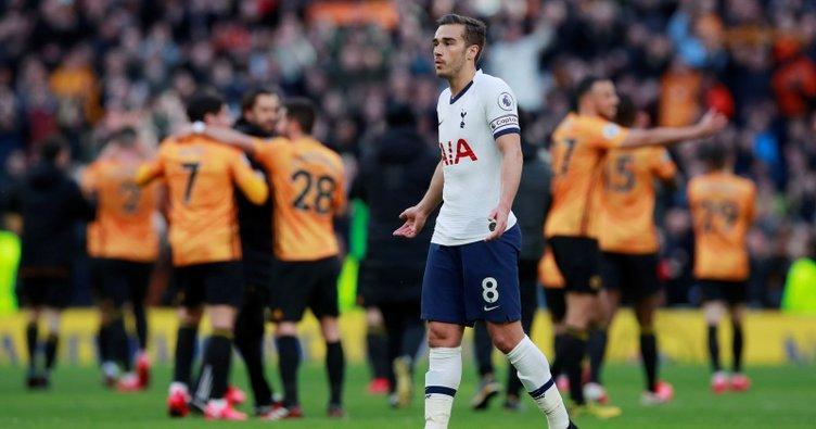 Tottenham 2 - 3 Wolverhampton MAÇ SONUCU