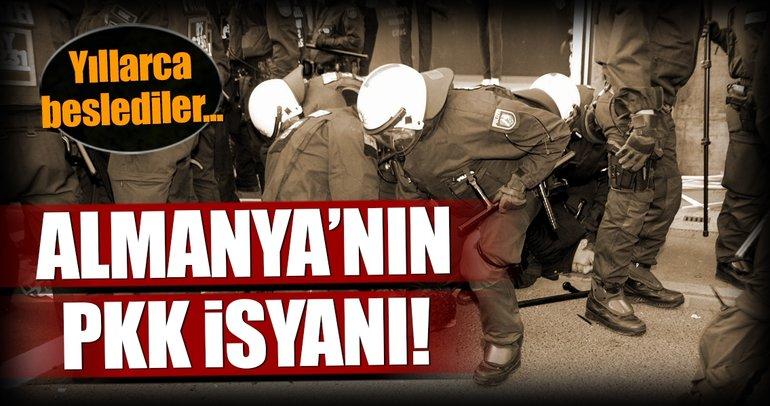 Son dakika: Alman esnaf PKK'dan isyan etti