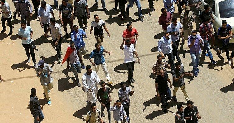Sudan'da olaylar durulmuyor