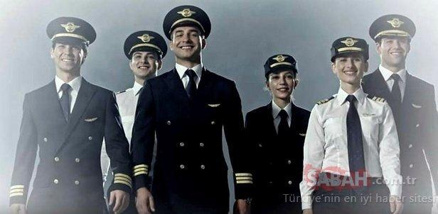 THY'nin pilot ilanına yoğun ilgi! Kimlerin pilot olamayacağı açıklandı