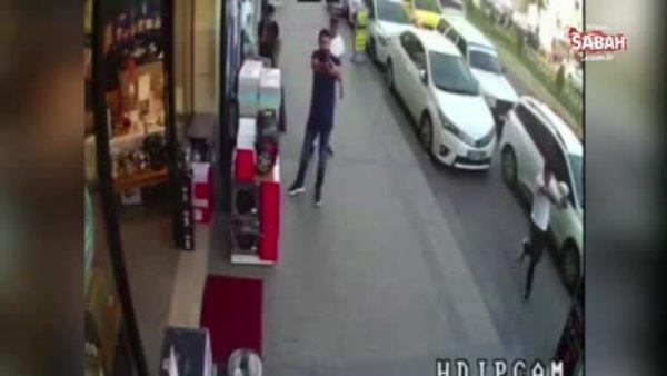 Ülkü ocakları başkanına silahlı saldırıdan da Nurişler çıktı   Video