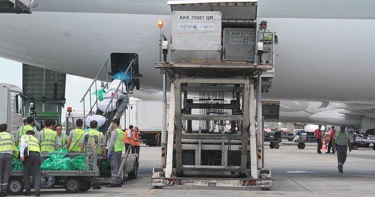 ABD'de uçağın kargo bölümünde sızıp kalan görevli bir saat uçtu