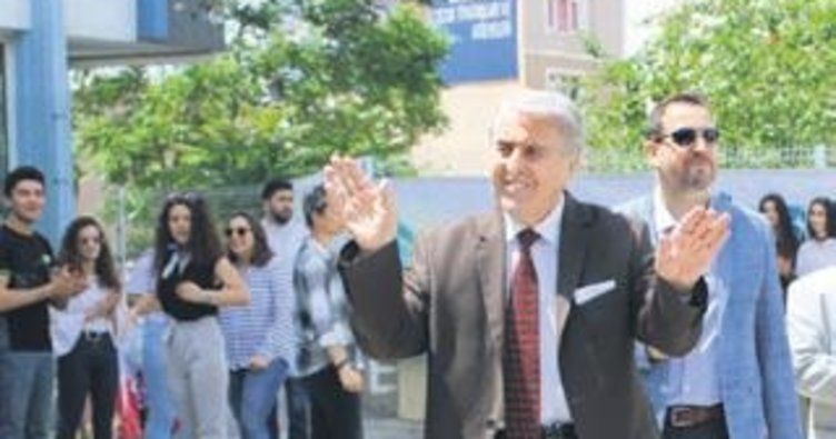 Ahmet Şimşek Koleji yenileniyor