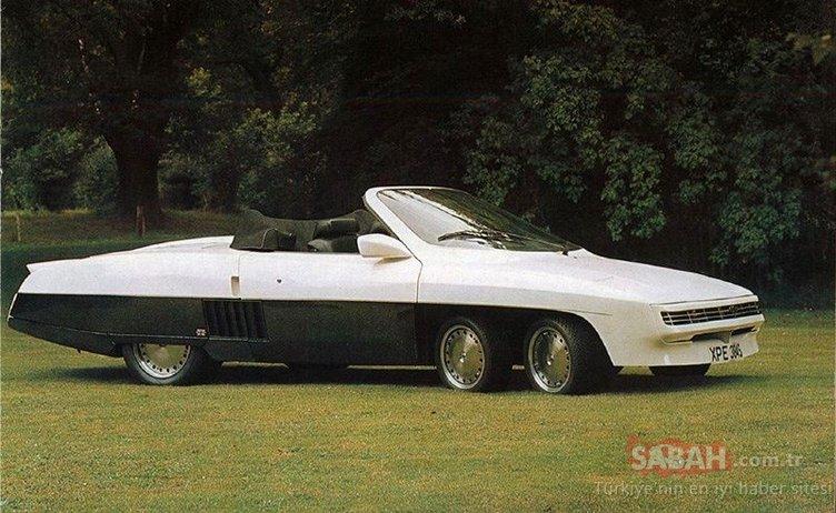 Adını hiç duymadığınız süper spor otomobiller!