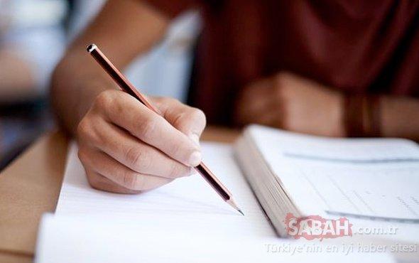 KPSS sınavı saat kaçta başlayacak, kaçta bitecek? 2019 KPSS Alan Bilgisi sınavı oturum saatleri detayları