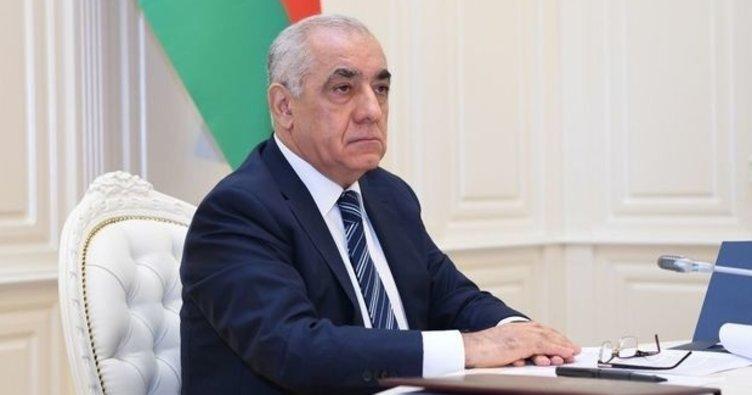 Cumhurbaşkanı Yardımcısı Fuat Oktay, Azerbaycan Başbakanı Asadov ile telefonda görüştü