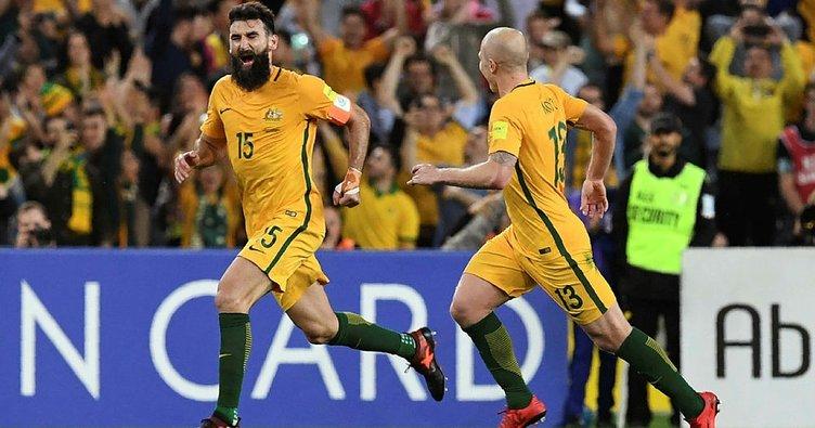 Avustralya'nın Dünya Kupası bileti Jedinak'tan