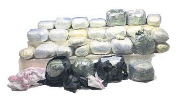 Adana'da uyuşturucu operasyonu: 9 kişi tutuklu