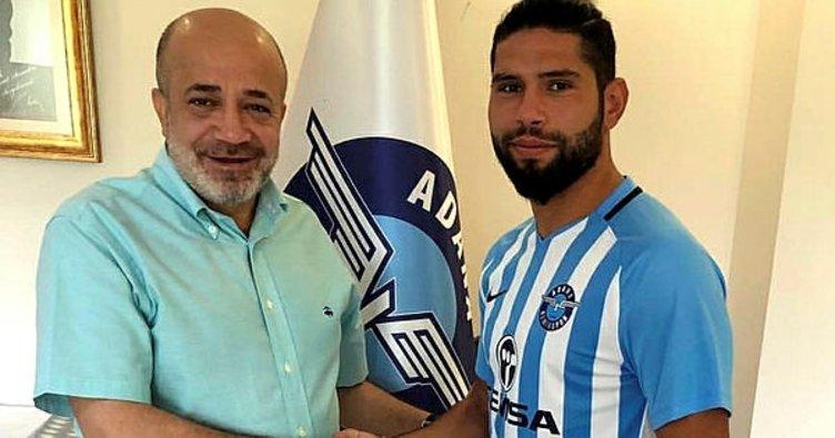 Adana Demirspor'dan çifte transfer