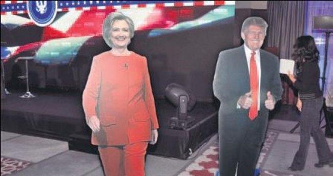 Sabaha kadar Amerika seçimini takip ettiler