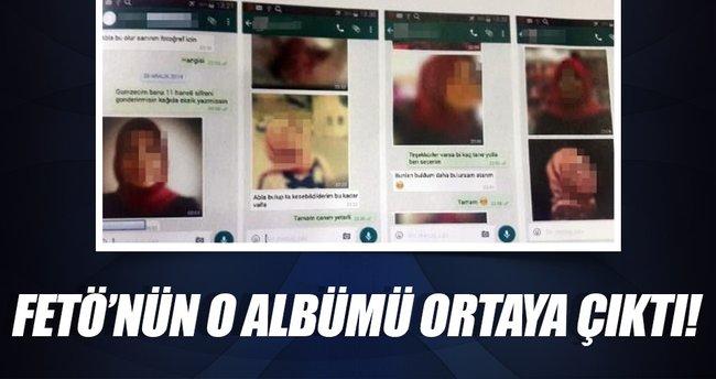 FETÖ'nün 'Çöpçatan' albümü ortaya çıktı