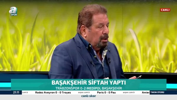 Erman Toroğlu'dan Trabzonspor -Başakşehir maçı için flaş sözler!