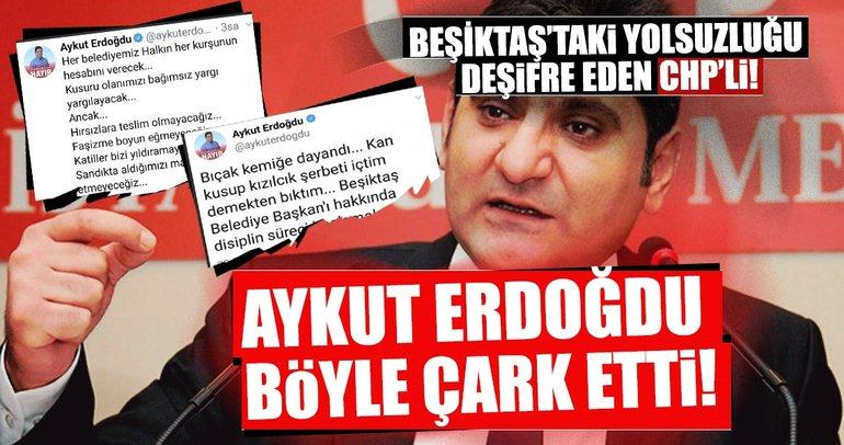 Aykut Erdoğdu'dan Murat Hazinedar çarkı