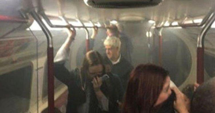 Son dakika: Londra'da metro istasyonu boşaltıldı!