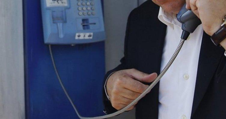 Niğde merkezli FETÖ'ye yönelik ankesörlü telefon operasyonu