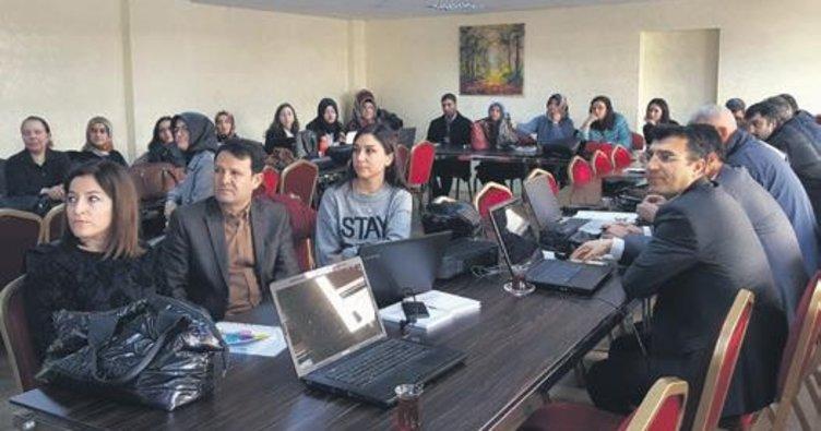 Kızılcahamam'da öğretmenler eğitime başladı