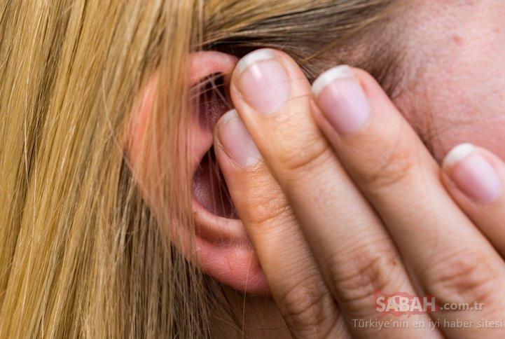 Son dakika haberi: Corona virüste bir yeni  belirti daha ortaya çıktı! Covid-19'lu hastalarda kulak ağrısı görülebiliyor!