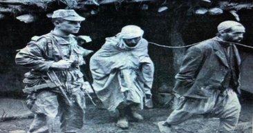 Fransa'nın Cezayirlilere soykırımının 75. yılı