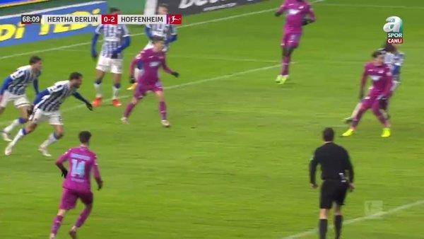 GOL | Hertha Berlin 0-2 Hoffenheim