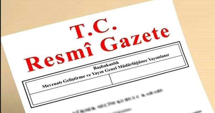 SON DAKİKA: 2 yeni Kanun Hükmünde Kararname (KHK) Resmi Gazete'de  yayınlandı! - Sayfa 6 - Son Dakika Haberler