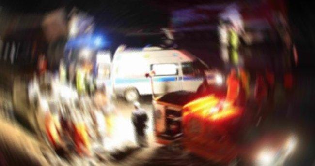 Ankara'da zincirleme trafik kazası: 25 yaralı
