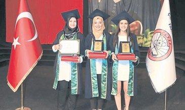 195 öğrenciye diploma