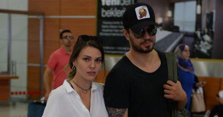 Murat Boz eve geri döndü