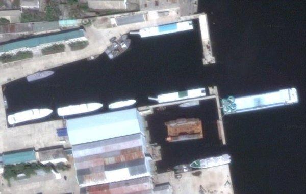 Google Earth'te gizemli cisim keşfedildi